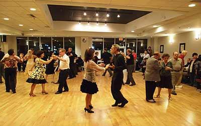 Social Dance Party at Ultimate Ballroom Dance Studio in Memphis