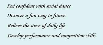 Benefits of Ballroom Dancing