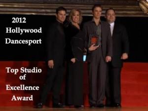 Hollywood Dancesport Championship - 2012
