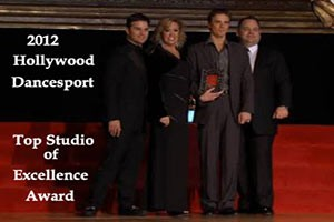 Hollywood Dancesport Competition - 2012