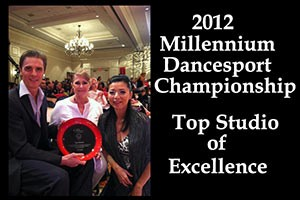 Millennium Dancesport Competition - 2012