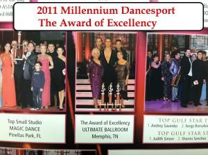 Millennium Dancesport Championship - 2011