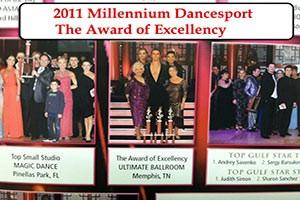 Millennium Dancesport Competition - 2011