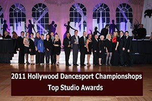 Hollywood Dancesport Championships - 2011