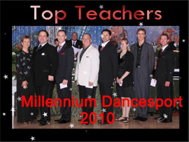 Millennium Dancesport Competition - 2010