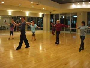 Dance Floor - Cordova TN - Ultimate Ballroom Dance Studio