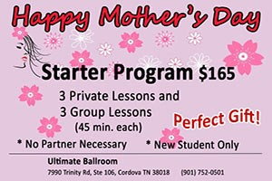 Gift of Dance - Mother's Day