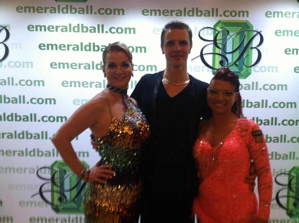 2014 Emerald Ball - Ultimate Ballroom