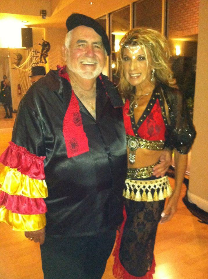 2014 Halloween Party at Ultimate Ballroom Dance Studio in Memphis