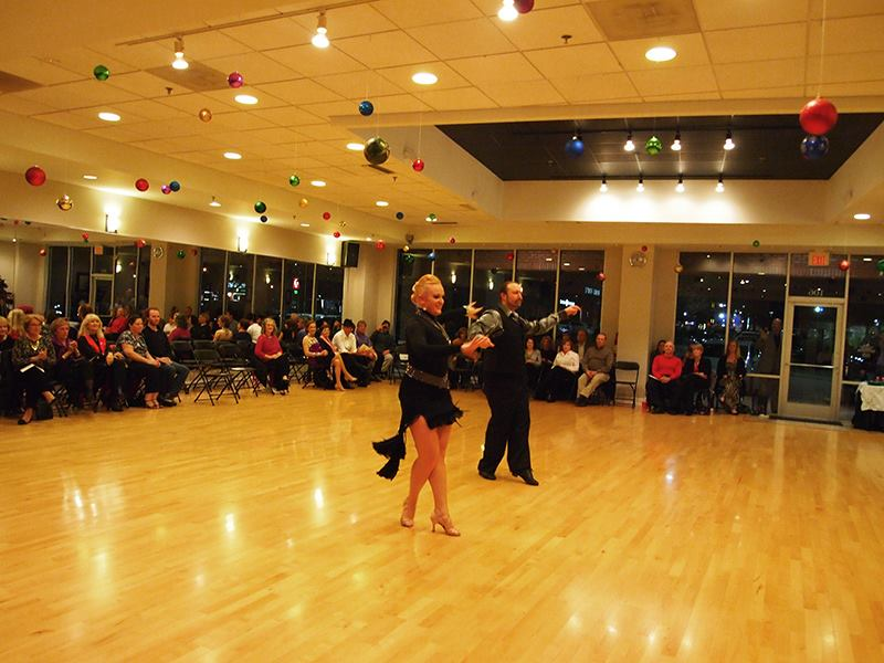Ballroom Dance Performances in Memphis TN