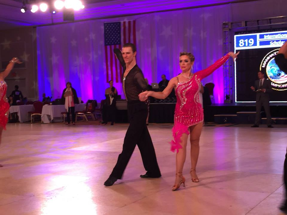 Ultimate Ballroom at Manhattan Danceport