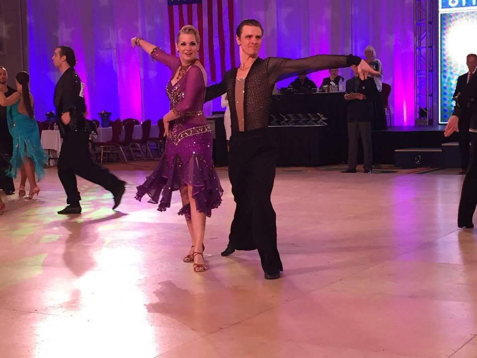 Ultimate Ballroom at Manhattan Danceport