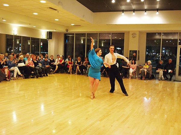 Ultimate Ballroom Dance Studio Spring Showcase (2015)