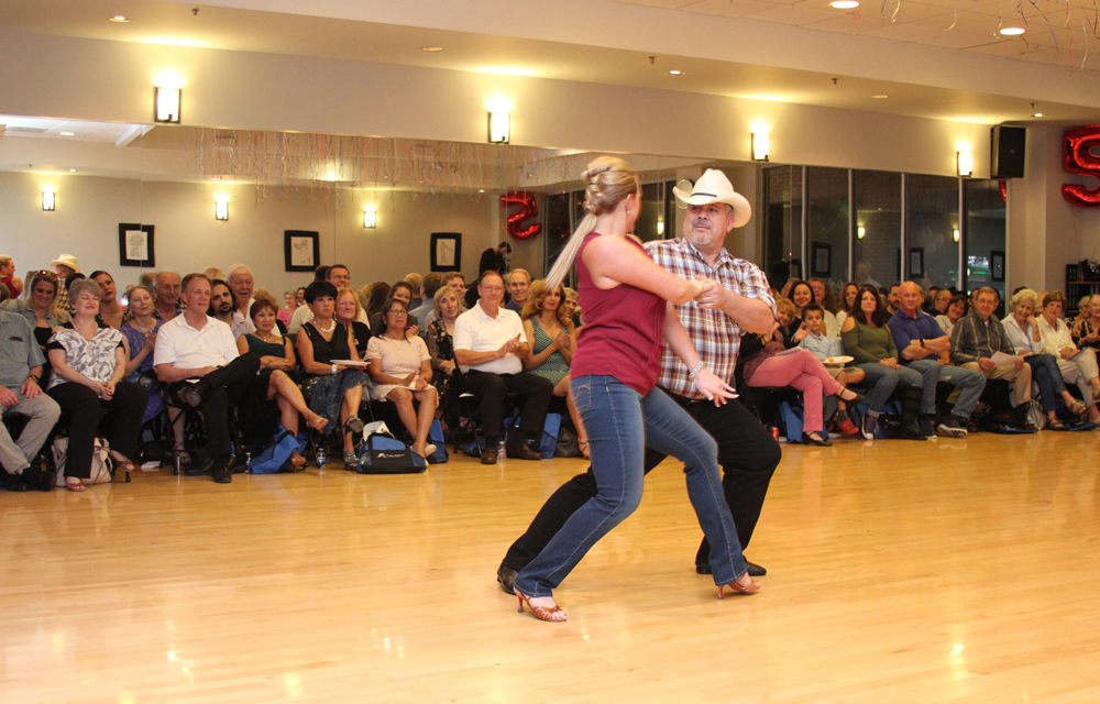 Swing (West Coast) dance at Ultimate Ballroom Dance Studio