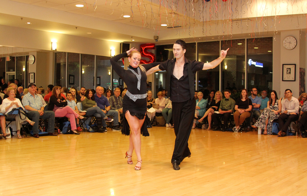 Cha Cha dance at Ultimate Ballroom Dance Studio