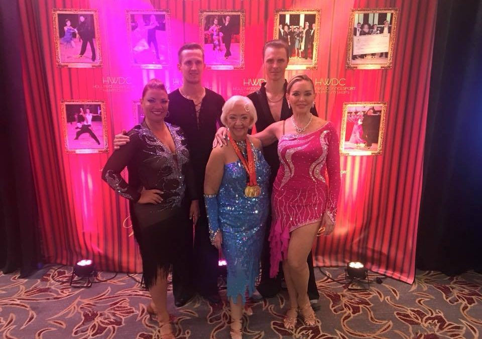 Hollywood DanceSport Championship 2017