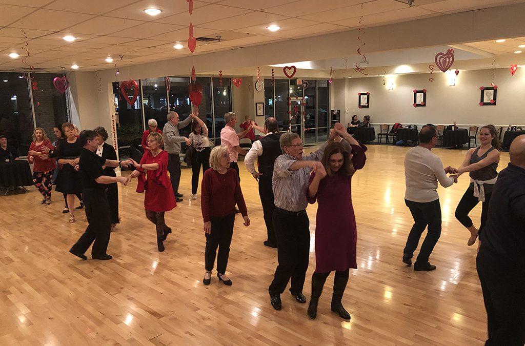 Valentine's Dance Party (Fri., Feb. 9)