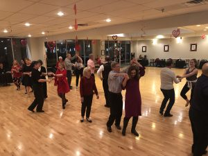Ultimate Ballroom Valentine's Day Party