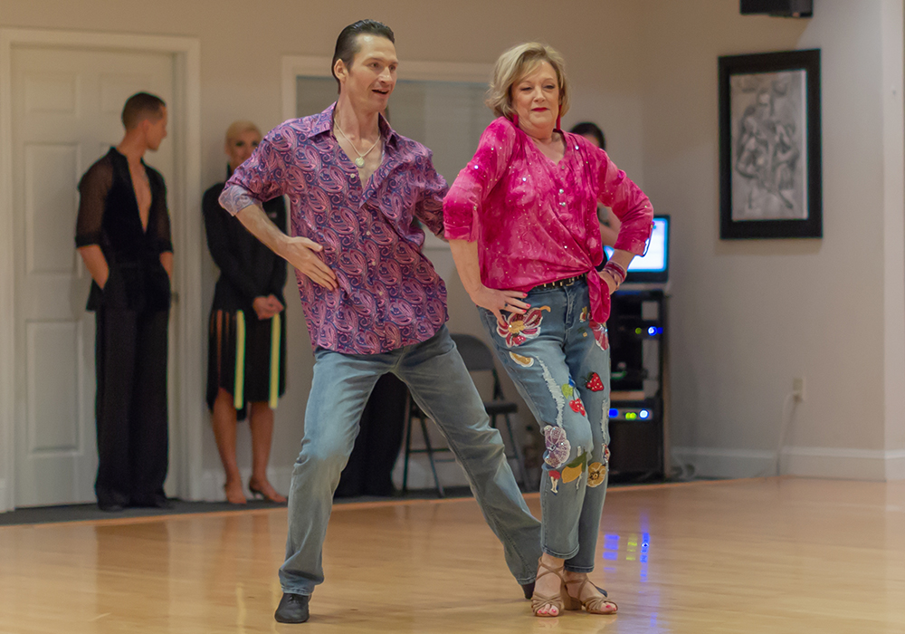 Swing at Ultimate Ballroom Dance Studio