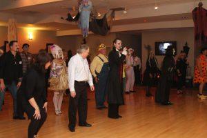 Ultimate Ballroom Halloween Party