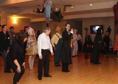 Ultimate Ballroom Halloween Party