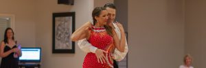 Rumba Show Dance at Ultimate Ballroom Dance Studio