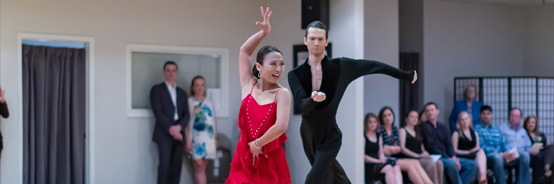 Cha Cha at Ultimate Ballroom Dance Studio