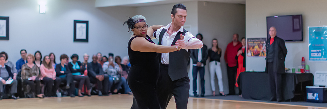 Tango Tango at Ultimate Ballroom Dance Studio