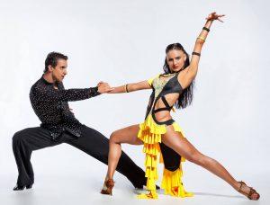 Anastasiia Ballroom Dance Workshop