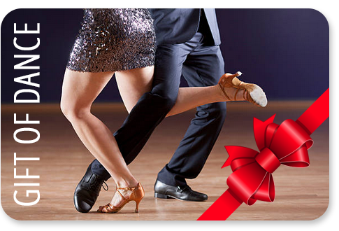 Ultimate Ballroom Dace Studio - Gift Certificate