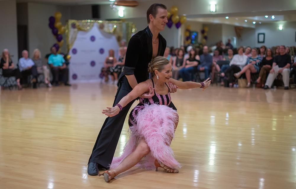 Mambo dance at Ultimate Ballroom Dance Studio