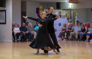 Tango Ballroom Dance Style