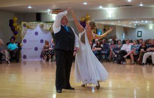 Waltz Ballroom Dance Style