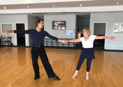 Private Ballroom Dance Lessons