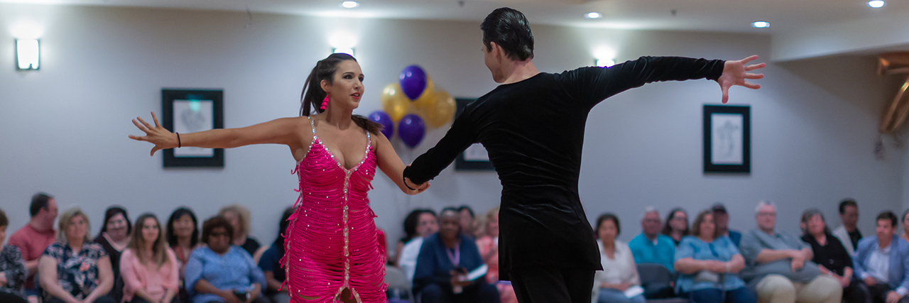 Ultimate Ballroom Dance Studio Showcase