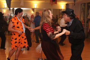 Ultimate Ballroom Halloween Dance Party