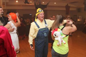 Ultimate Ballroom Halloween Dance Party