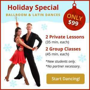 Holiday Special from Ultimate Ballroom