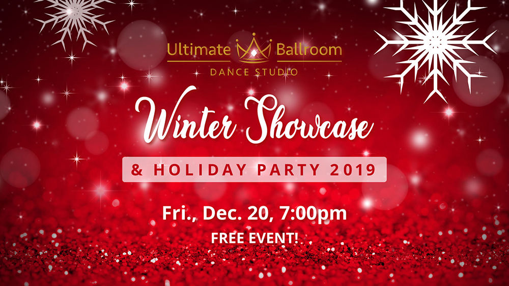 Winter Showcase and Holiday Party 2019