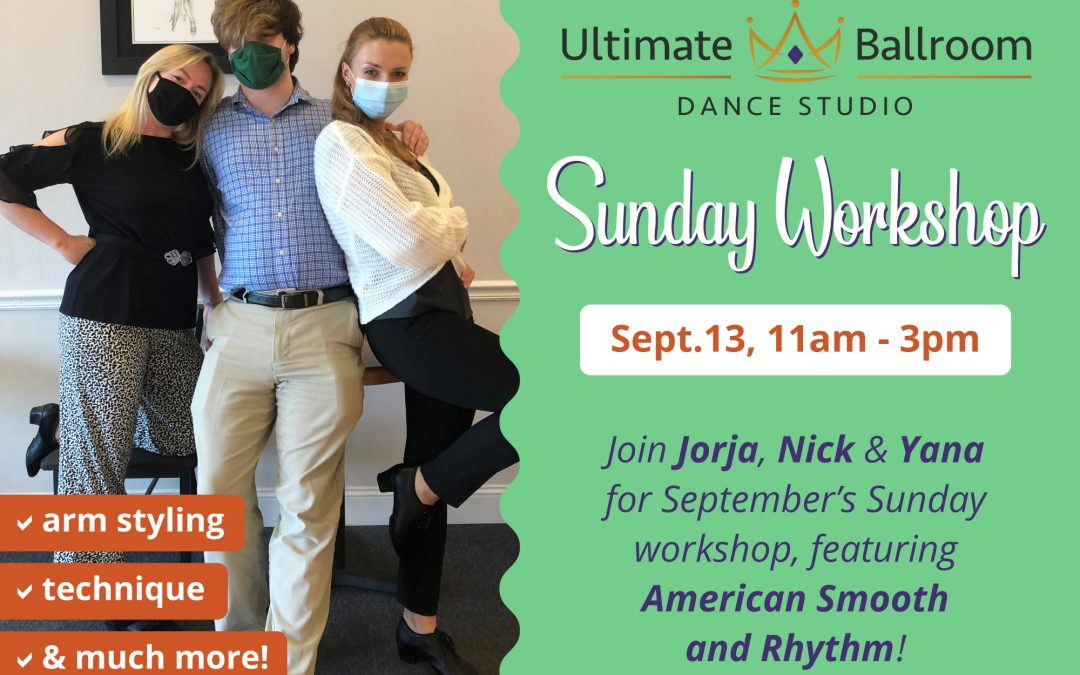 Sunday Dance Workshop