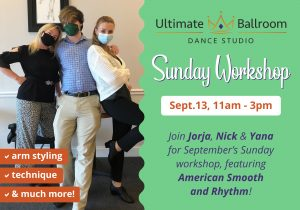 Ultimate Ballroom Sunday Workshop