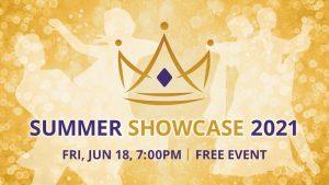 Ultimate Ballroom Summer Showcase 2021