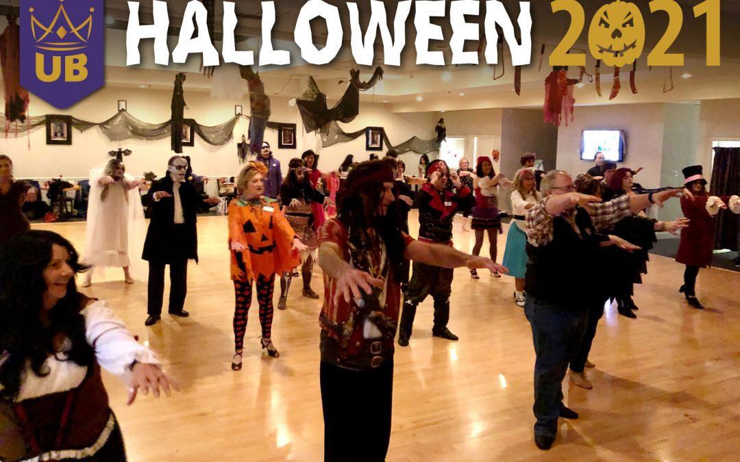 Halloween Dance Party 2021
