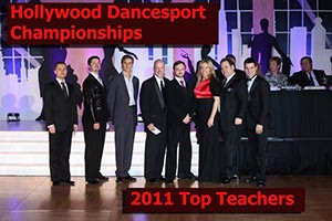 Hollywood Dancesport Championships - 2011