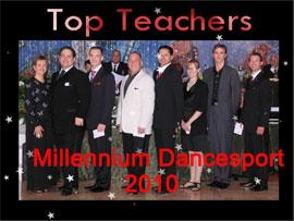 Millennium Dancesport Championship - 2010