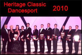 Heritage Classic Dancesport Championship - 2010
