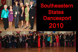 Southeastern States Dancesport - 2010
