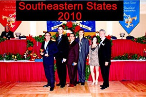 Southeastern States Competition - 2010