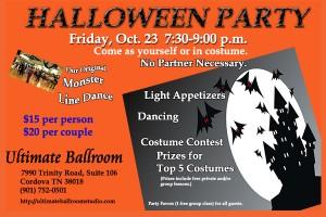 Halloween Dance Party - October 2015
