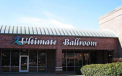 Our Location - Ultimate Ballroom Dance Studio